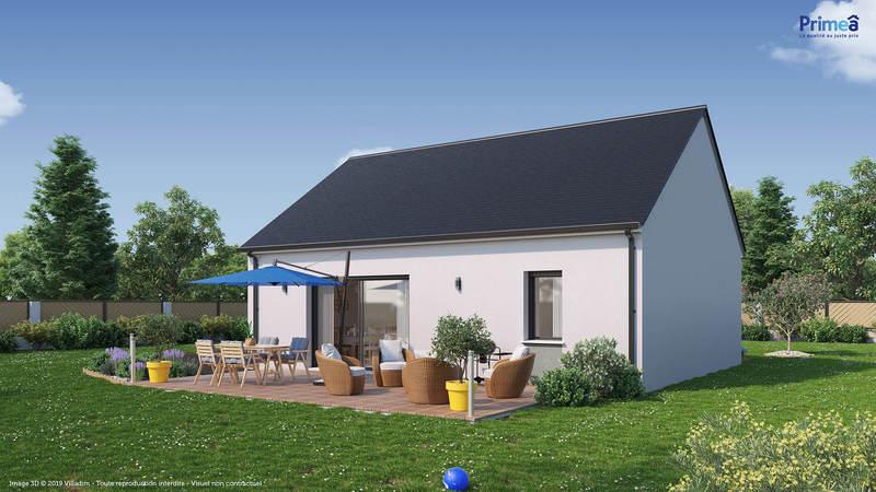 Maison neuve, 66 m²