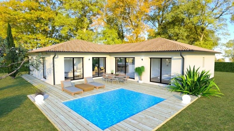 Maison neuve, 130,95 m²