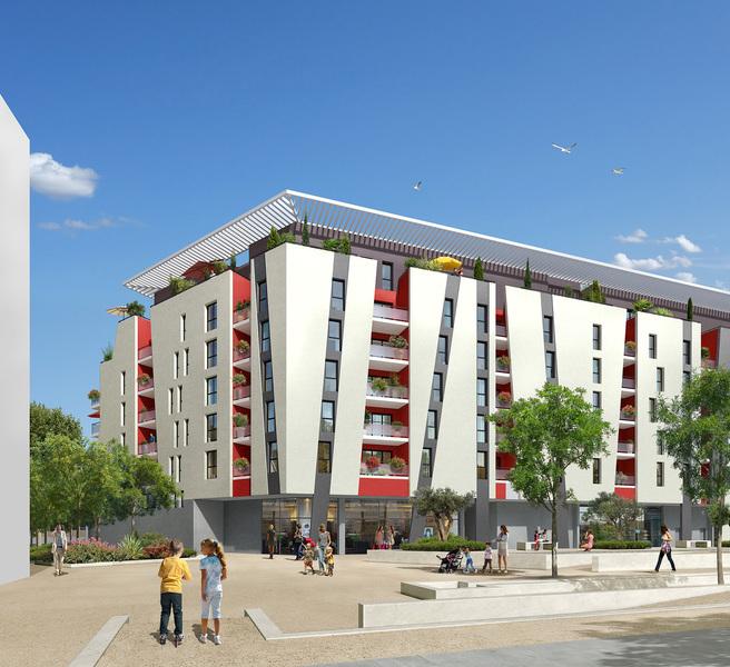 Appartement neuf, 68,7 m²