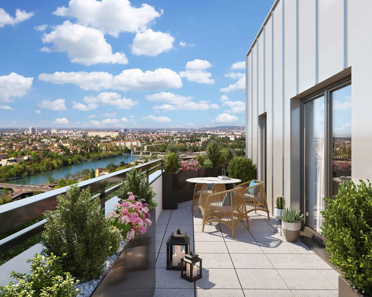 Appartement neuf, 37,2 m²