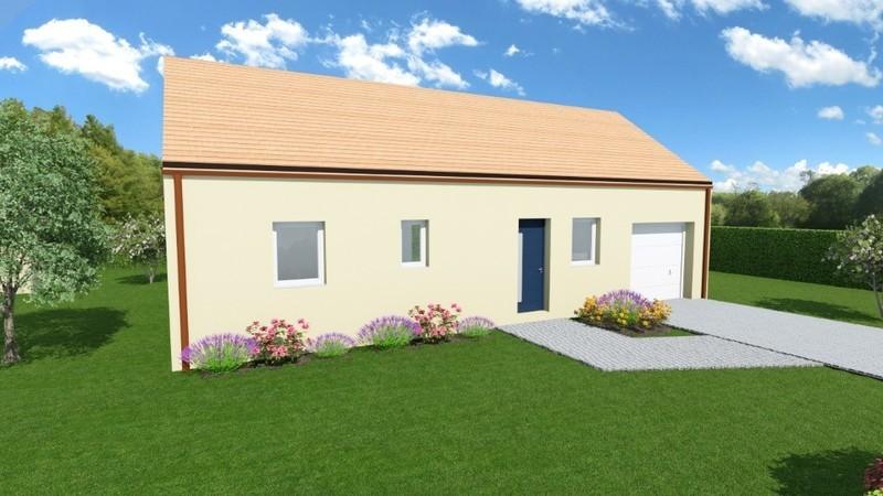 Maison neuve, 57 m²