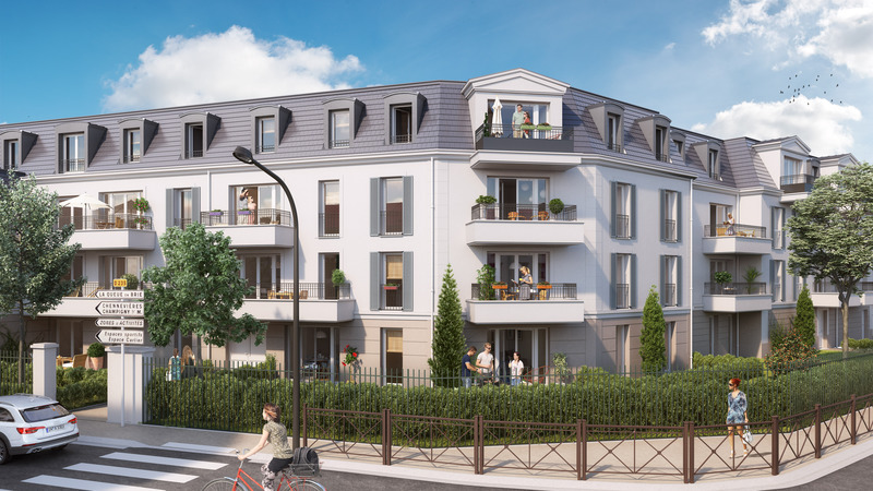 Appartement neuf, 61,13 m²