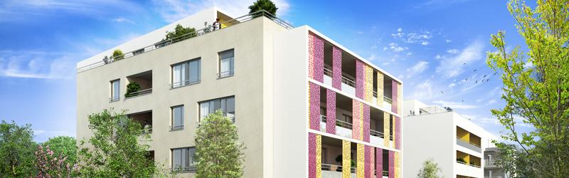 Appartement neuf, 71,3 m²