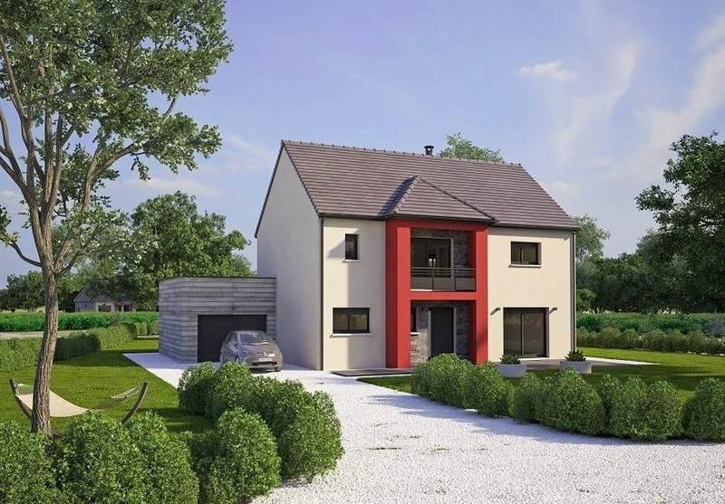 Maison neuve, 186 m²