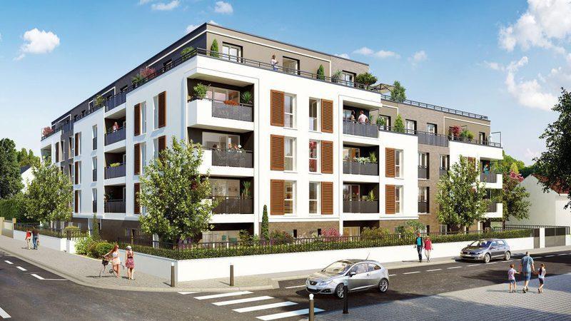 Appartement neuf, 39,56 m²