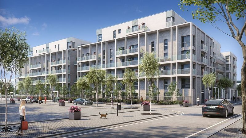 Appartement neuf, 51,04 m²