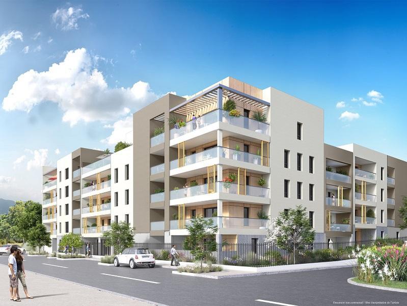 Appartement neuf, 87,9 m²