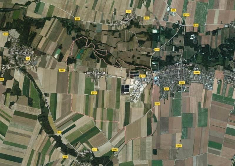 Terrain à bâtir, 820 m²