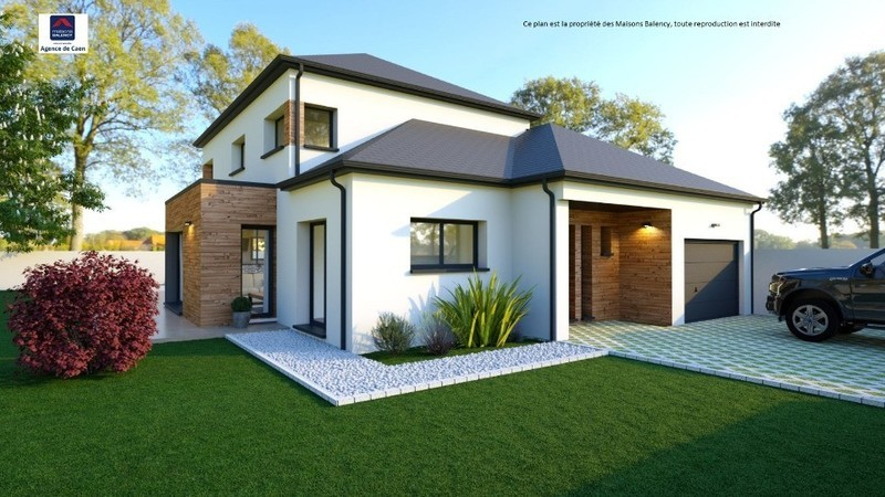 Maison neuve, 170 m²