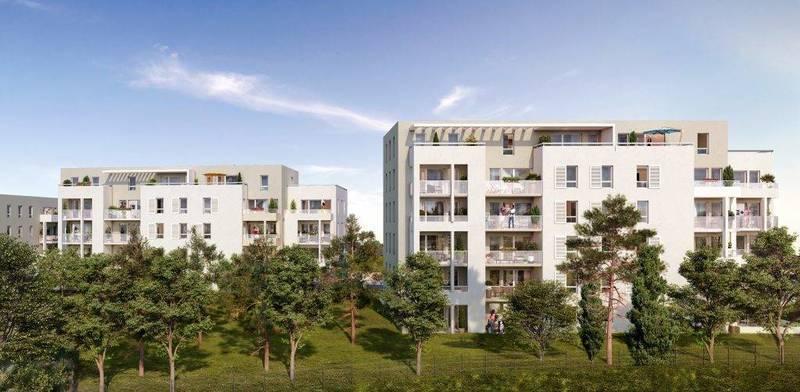 Appartement neuf, 62,24 m²