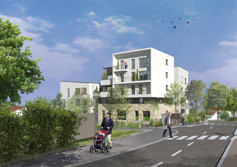 Appartement neuf, 51,42 m²