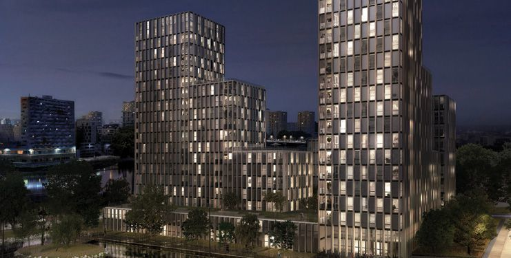 Appartement neuf, 47,15 m²