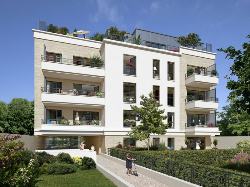 Appartement neuf, 67,94 m²