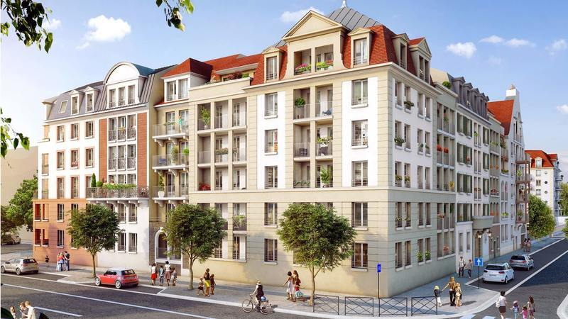 Appartement neuf, 78,53 m²
