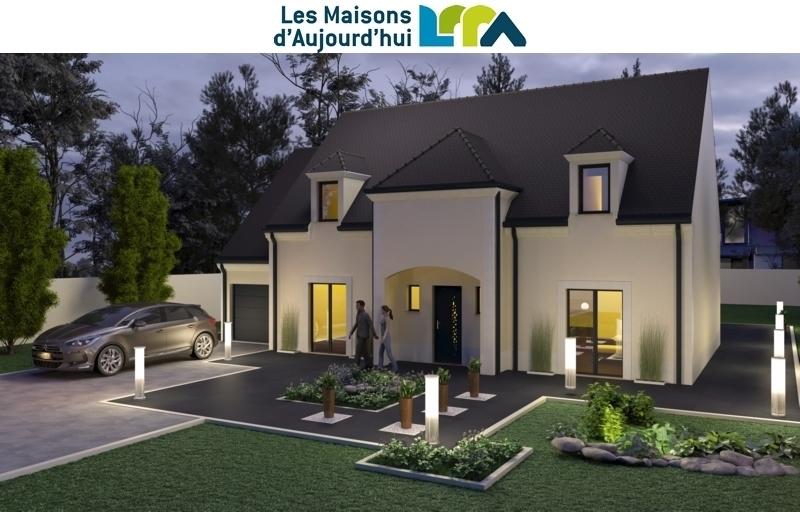 Maison neuve, 157,45 m²