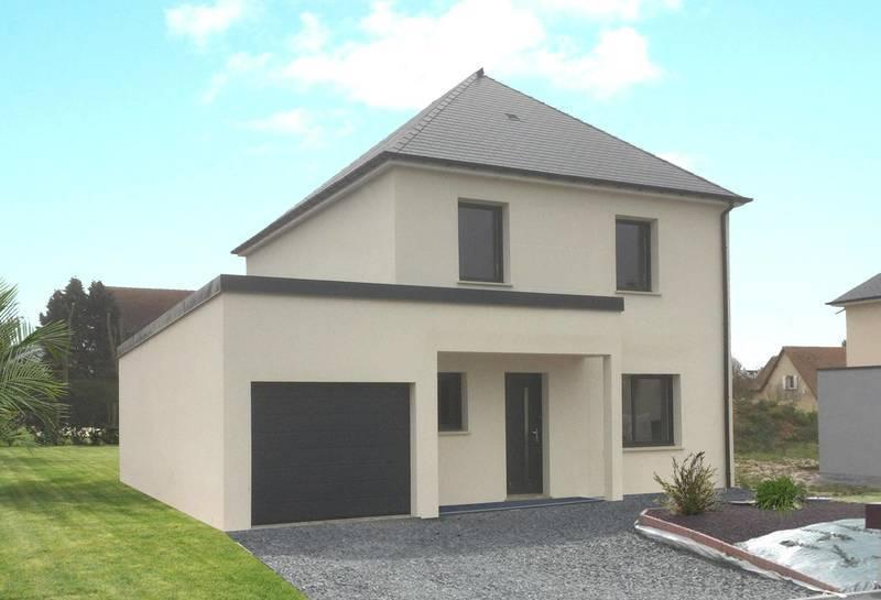 Maison neuve, 103 m²