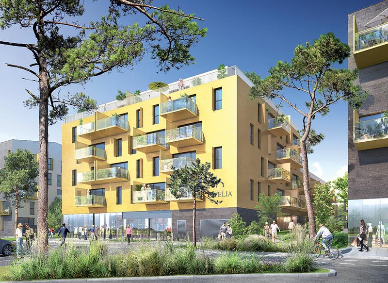 Appartement neuf, 41,03 m²