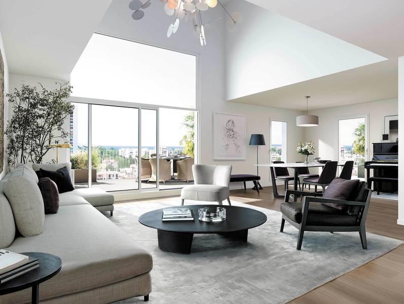 Appartement neuf, 95,86 m²