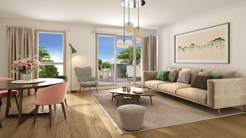 Appartement neuf, 49,92 m²