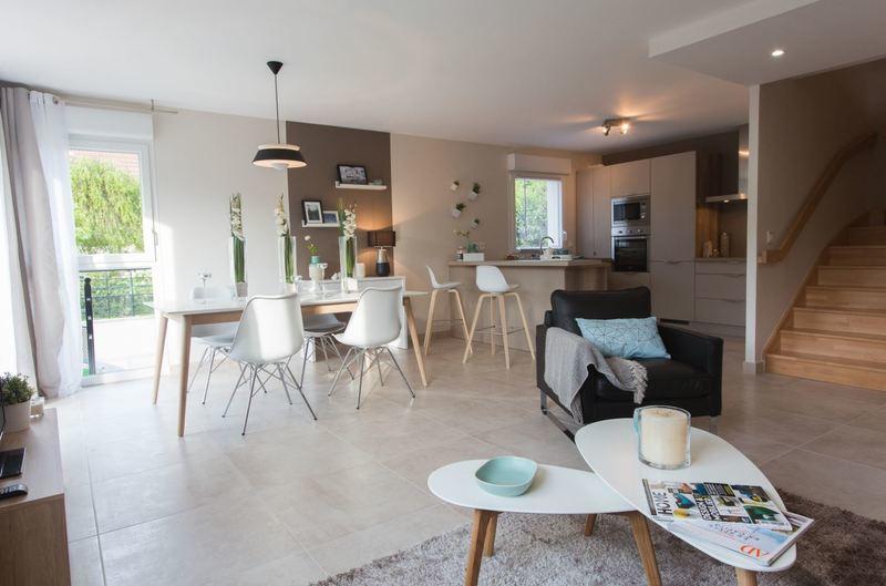 Appartement neuf, 77,47 m²