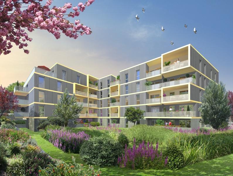 Appartement neuf, 97,5 m²