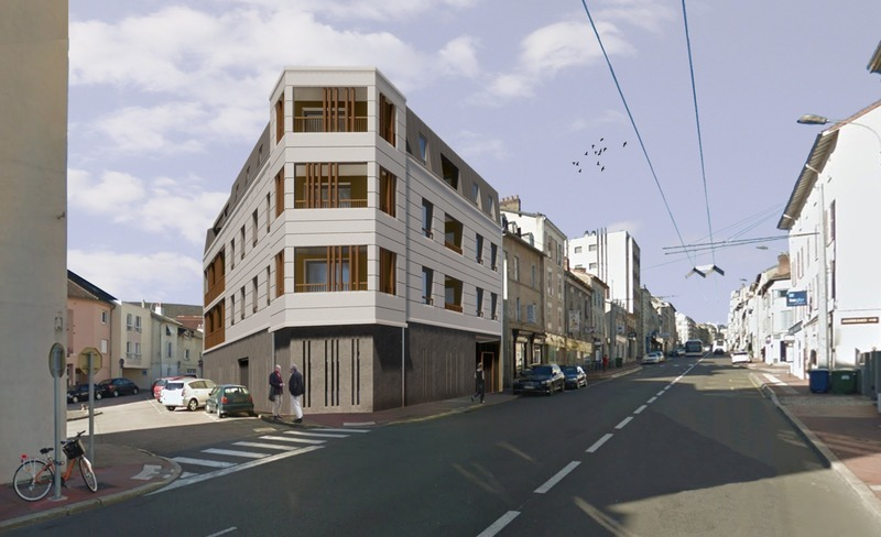Appartement neuf, 33 m²