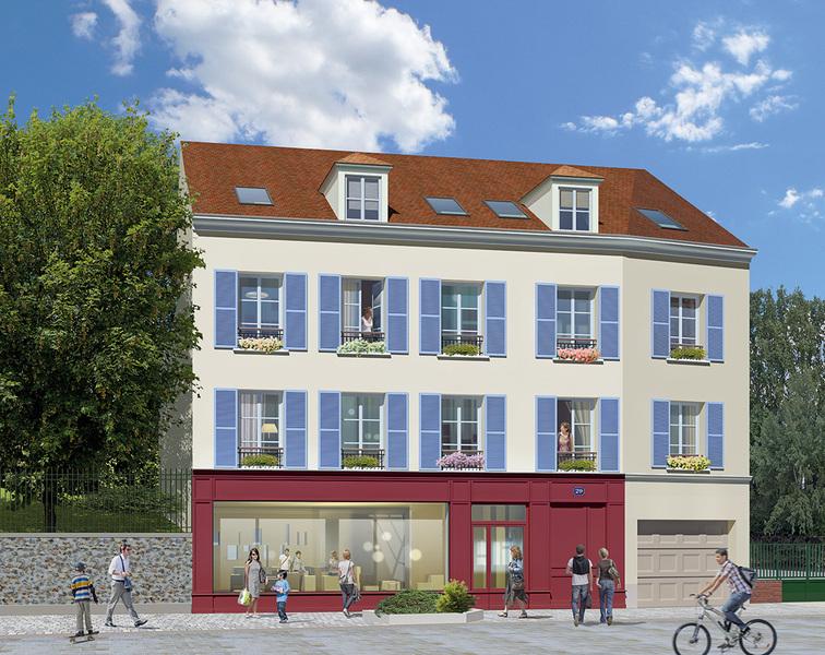Appartement neuf, 48 m²
