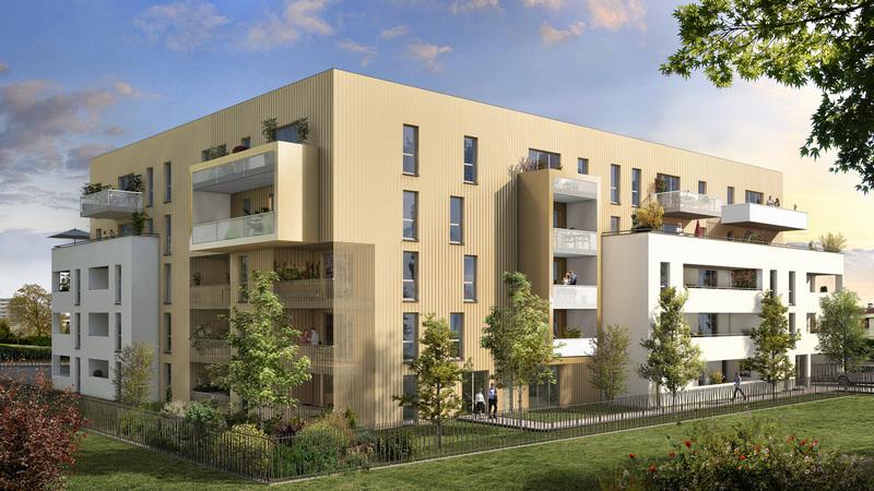 Appartement neuf, 99,7 m²