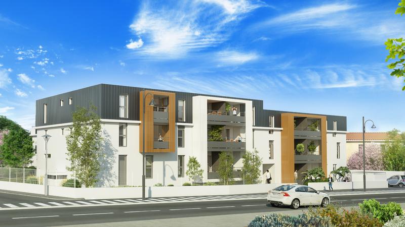 Appartement neuf, 38,2 m²