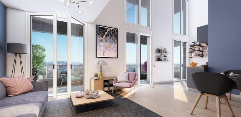 Appartement neuf, 63,91 m²