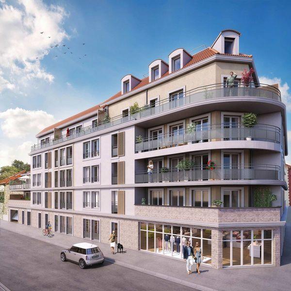 Appartement neuf, 25,03 m²