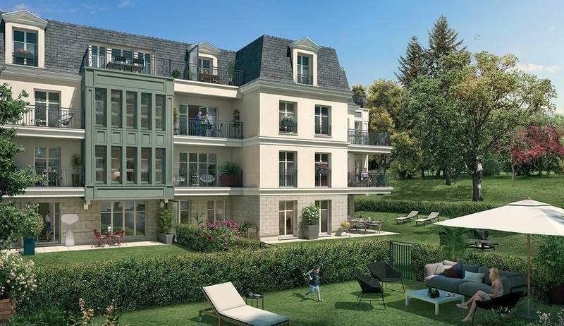 Appartement neuf, 65,17 m²
