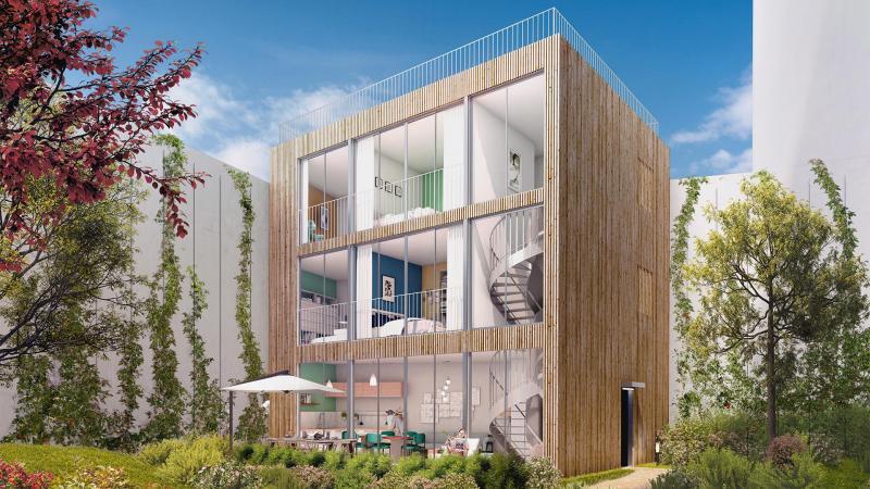 Appartement neuf, 64,11 m²