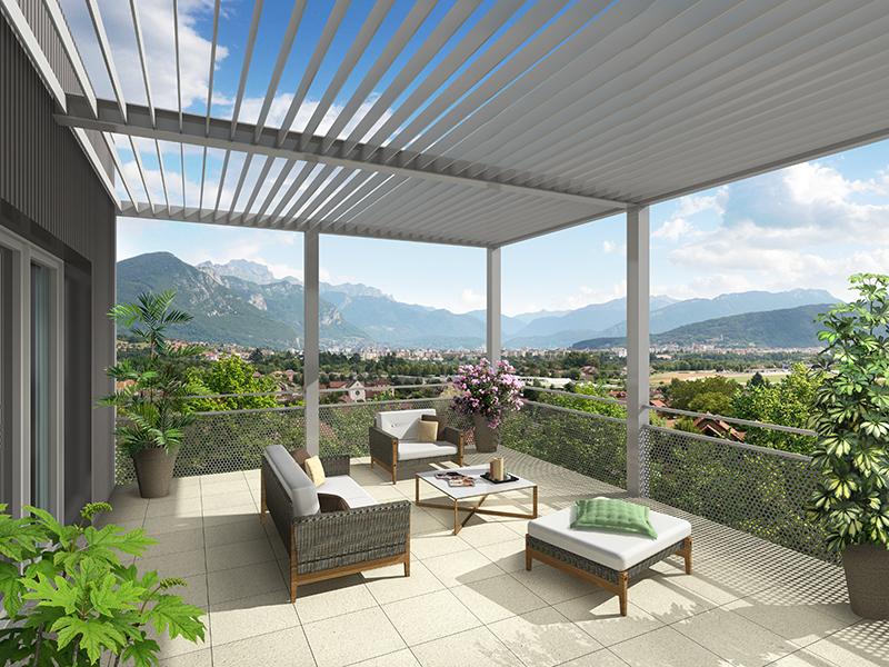Appartement neuf, 66,87 m²