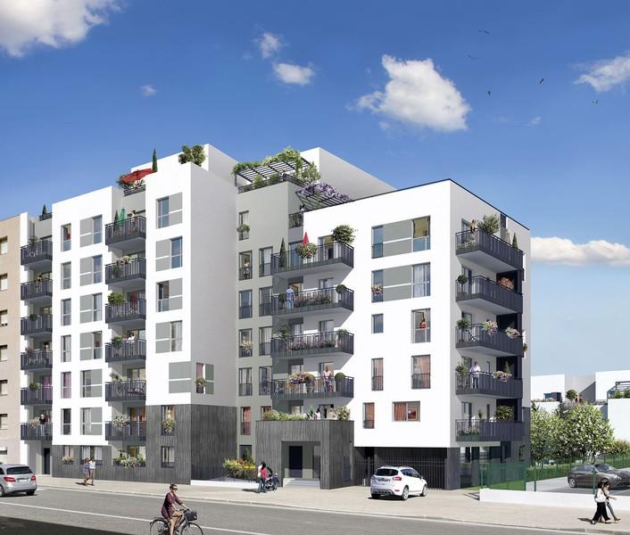 Appartement neuf, 36 m²