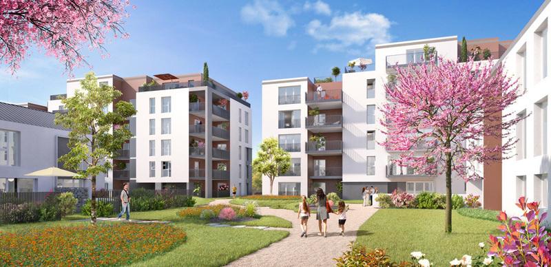 Appartement neuf, 67,69 m²