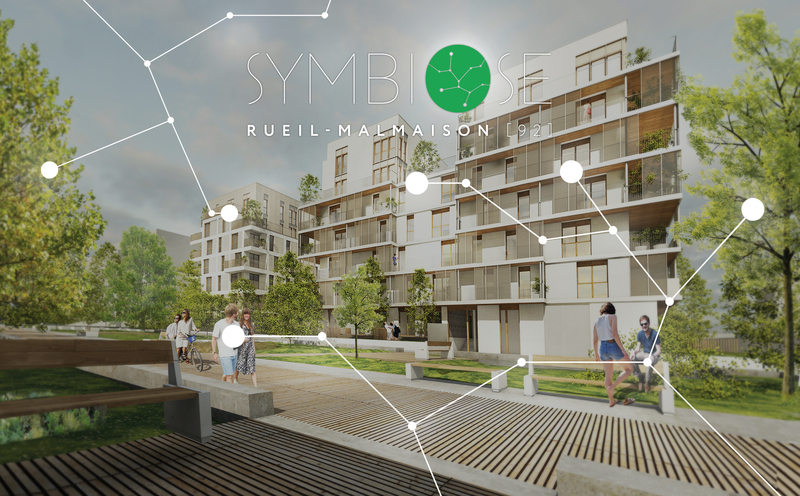 Appartement neuf, 28,5 m²