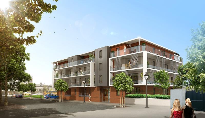 Appartement neuf, 54,5 m²