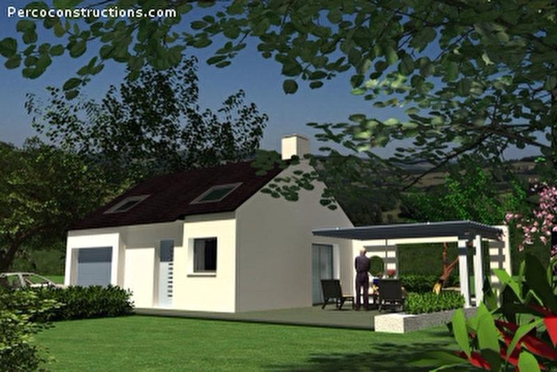 Maison neuve, 59,55 m²
