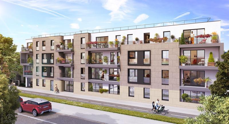 Appartement neuf, 86,7 m²