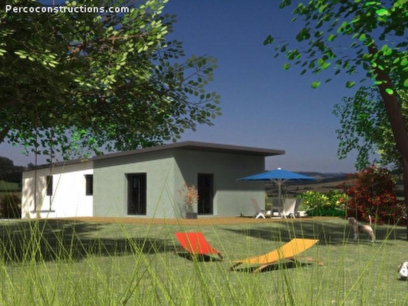 Maison neuve, 80,04 m²