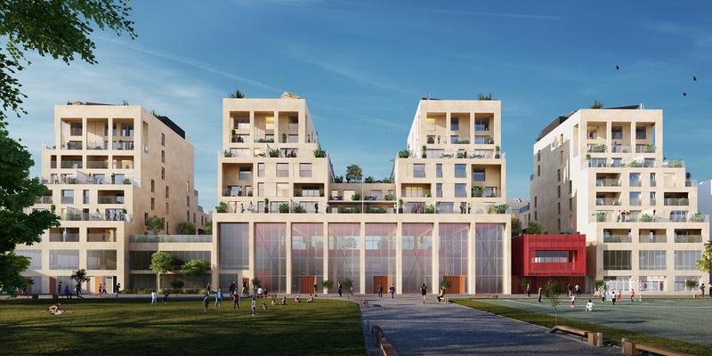 Appartement neuf, 50,63 m²