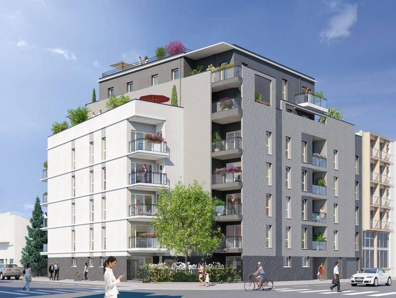 Appartement neuf, 44,67 m²