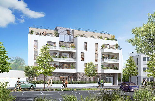 Appartement neuf, 78,1 m²