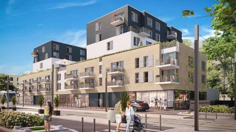 Appartement neuf, 62,42 m²