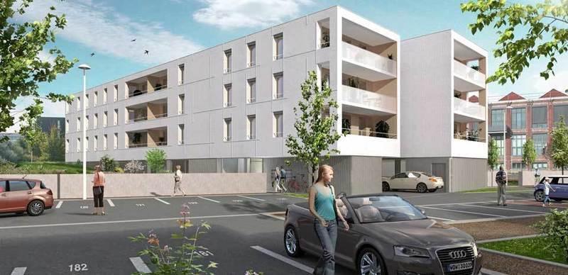 Appartement neuf, 66,3 m²