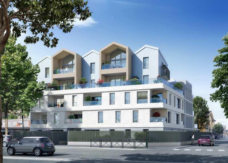 Appartement neuf, 36,47 m²