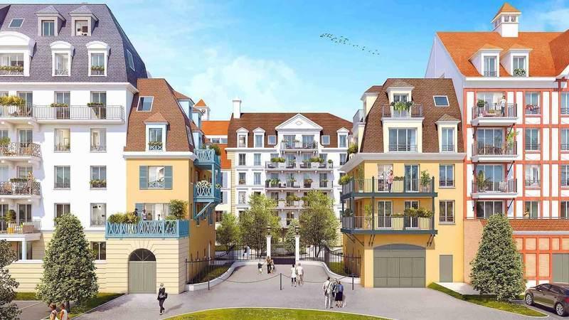 Appartement neuf, 95,19 m²