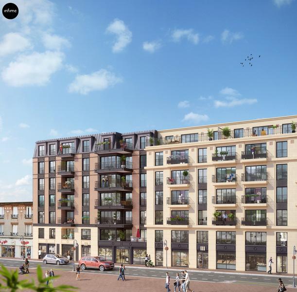 Appartement neuf, 70,8 m²