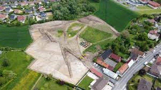 Terrain à bâtir, 390 m²